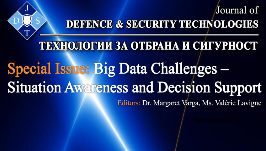 Big Data Challenges – Situation Awareness and Decision Support